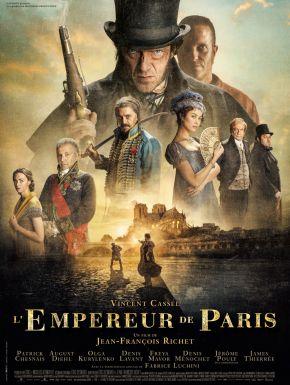 Jaquette dvd L'Empereur De Paris