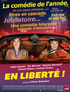 En Liberté ! en DVD et Blu-Ray