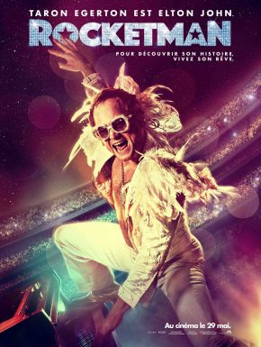 Rocketman en DVD et Blu-Ray