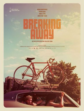 DVD Breaking Away