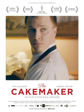 The Cakemaker en DVD et Blu-Ray