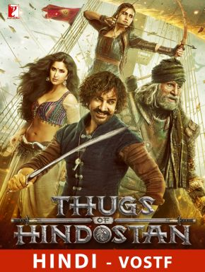DVD Thugs of Hindostan - Hindi