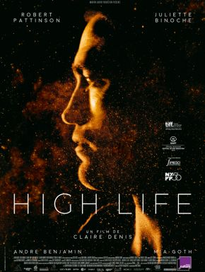 High Life DVD et Blu-Ray