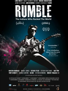 DVD Rumble: The Indians Who Rocked The World