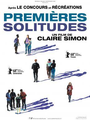 Premières Solitudes en DVD et Blu-Ray