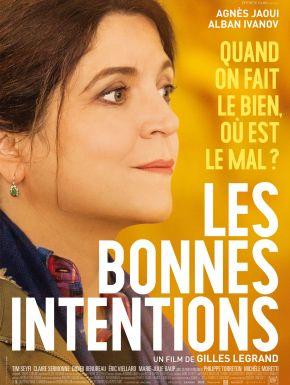 Les Bonnes Intentions en DVD et Blu-Ray