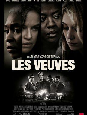 Sortie DVD Les Veuves