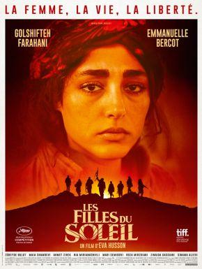 DVD Les Filles Du Soleil