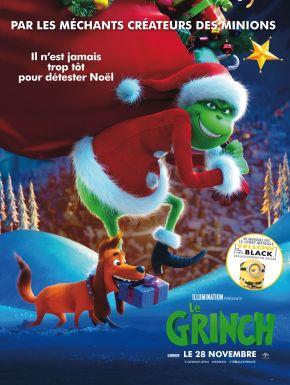 Jaquette dvd Le Grinch