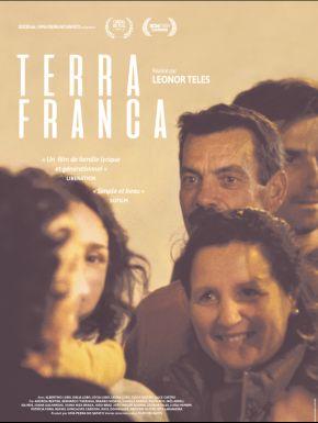 Jaquette dvd Terra Franca