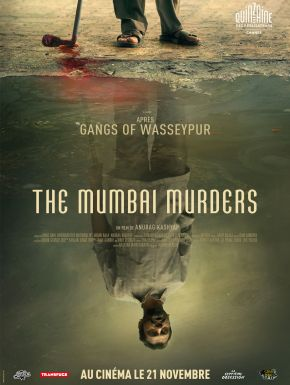 DVD The Mumbai Murders