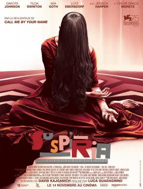 DVD Suspiria
