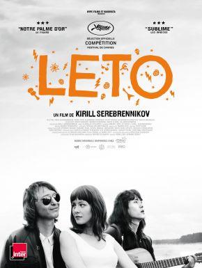 Jaquette dvd Leto