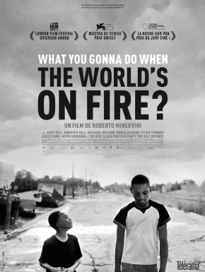 sortie dvd	  What You Gonna Do When The World's On Fire?