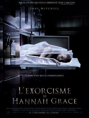 Jaquette dvd L'Exorcisme De Hannah Grace