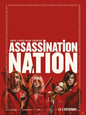 Sortie DVD Assassination Nation