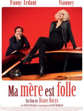 Jaquette dvd Ma Mère Est Folle