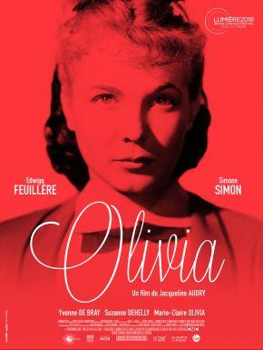 Jaquette dvd Olivia