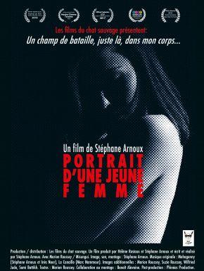 DVD Portrait D'une Jeune Femme