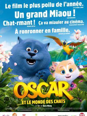 Sortie DVD Oscar Et Le Monde Des Chats