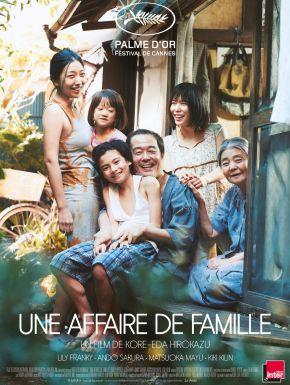 DVD Une Affaire De Famille