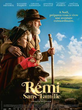 Rémi Sans Famille DVD et Blu-Ray