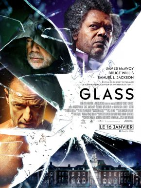 Jaquette dvd Glass