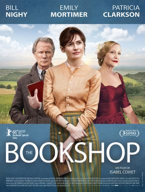 Jaquette dvd The Bookshop