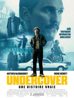 DVD Undercover – Une Histoire Vraie