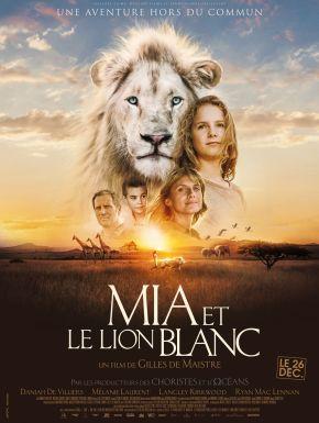 Jaquette dvd Mia Et Le Lion Blanc