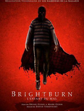 Jaquette dvd BrightBurn - L'enfant Du Mal