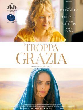 Jaquette dvd Troppa Grazia