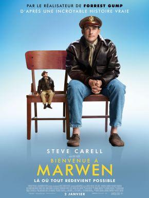 Bienvenue à Marwen DVD et Blu-Ray