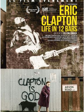 DVD Eric Clapton: Life In 12 Bars