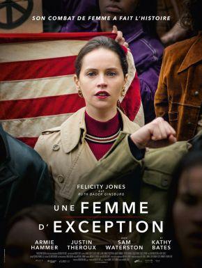 Jaquette dvd Une Femme D'exception