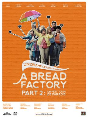 Jaquette dvd A Bread Factory, Part 2 : Un Petit Coin De Paradis