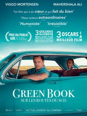 DVD Green Book : Sur Les Routes Du Sud