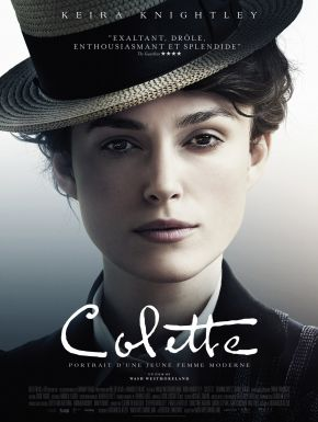 sortie dvd  Colette