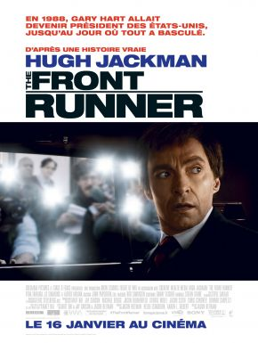 DVD The Front Runner