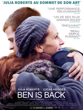 sortie dvd	  Ben Is Back