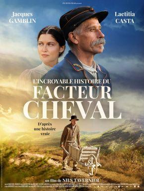 DVD L'Incroyable Histoire Du Facteur Cheval