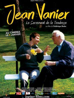 Jaquette dvd Jean Vanier, Le Sacrement De La Tendresse