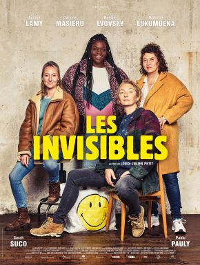 DVD Les Invisibles