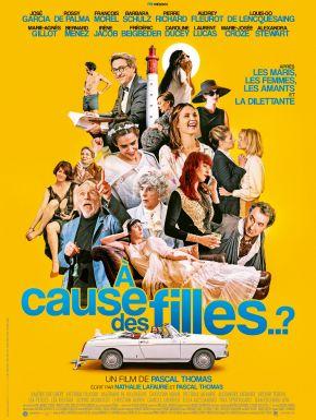sortie dvd  À Cause Des Filles..?