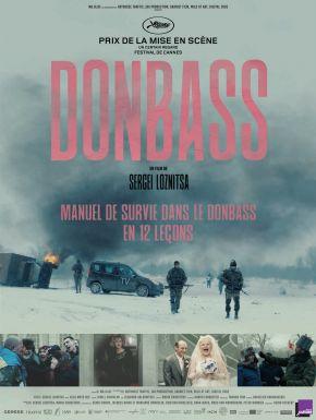 Jaquette dvd Donbass
