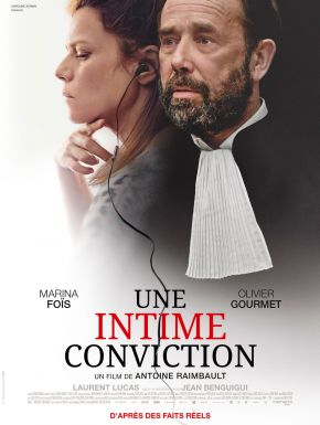 Jaquette dvd Une Intime Conviction