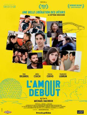 DVD L'Amour Debout