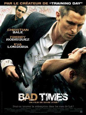 Sortie DVD Bad Times