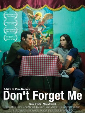 DVD Don't Forget Me