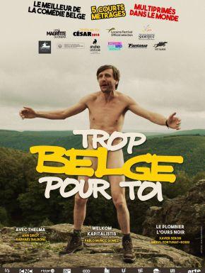 Jaquette dvd Trop Belge Pour Toi